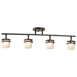 track rail lighting. Hendrik - Four Light Track Rail Lighting